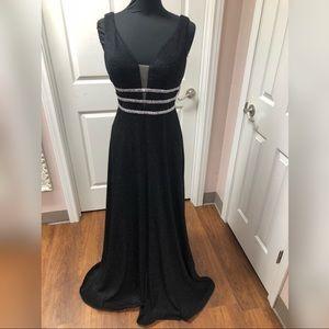 Blush Prom style 11727